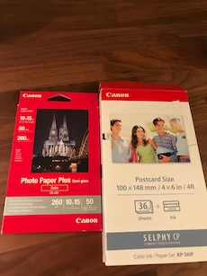 Canon Selphy CP 910 fotoprinter.