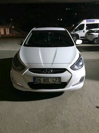 2013 Hyundai Accent Blue 1.6 CRDI MODE PLUS OTM Hürel