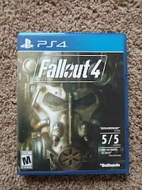 Fallout 4 PS4 Game Lake City, 55041