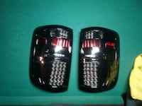 04 to 08 F150 LED smoked lens tail lights Alexandria