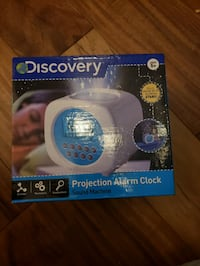 Discovery Projection Alarm Clock San Diego, 92109