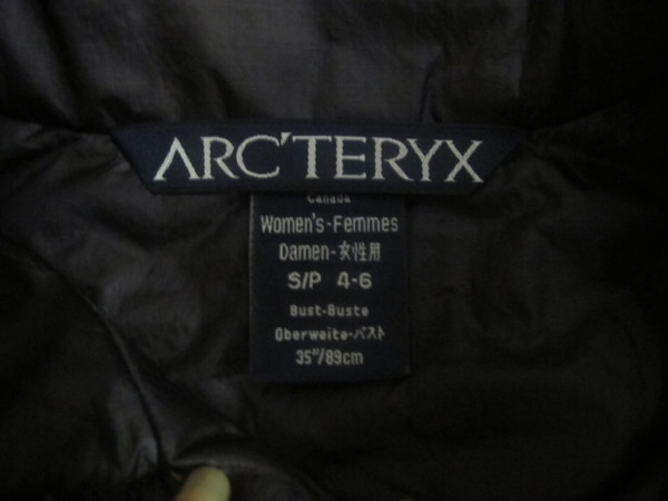 Arc'Tyrex Women's Patriot SV Jacket