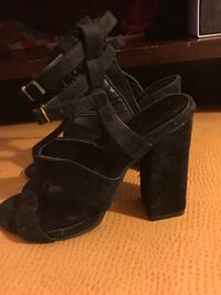 Black pumps brand new never worn  Myrtle Beach, 29577