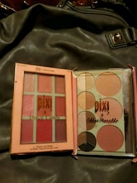 Two brand-new pixie pallets one for lips and face Billings, 59101