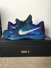 Kobe 10 Overcome Size 11.5 Arlington, 22204