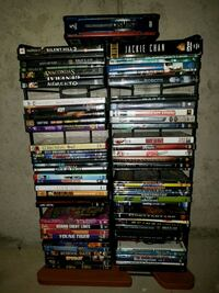 Assorted DVD's and Music Whitby, L1R