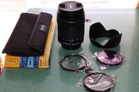 Canon EF-S 18-135mm f/3.5-5.6 IS lens + filter kit + lens hood + Cap kepper Houston, 77035