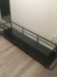 TV Stand with Tempered Glass Springfield, 22153