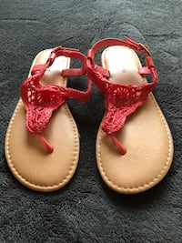 pair of brown-and-pink sandals Benicia, 94510