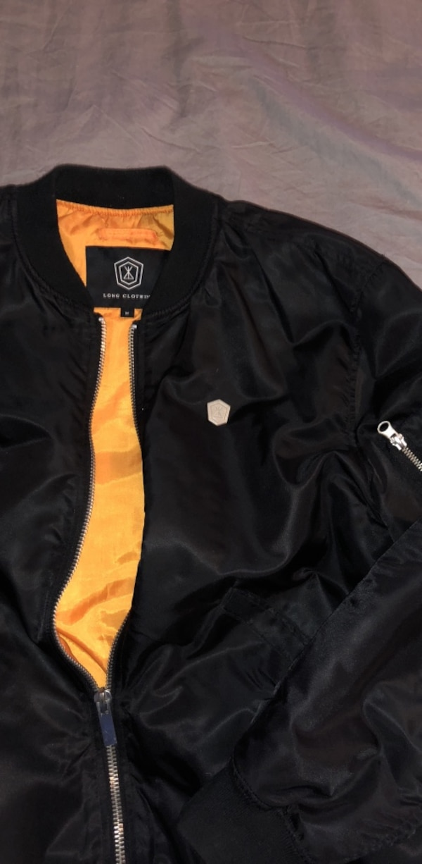 39afa89e Used Mint condition OWSLA bomber jacket. for sale in New York - letgo