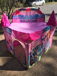 pink and blue floral camping chair Mc Lean, 22101