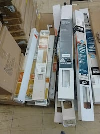 Brand new blinds Size 23X64in Brampton, L6R 3B7