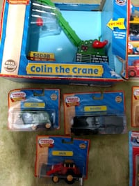 ALL THOMAS AND FRIENDS COLLECTION FOR $300  Salinas, 93906