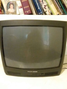 Philips CRT television