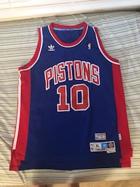 XL Dennis Rodman Pistons Jersey Germantown, 20874