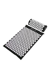 Acupressure Mat and Pillow Set for Back/Neck Pain Relief  Annandale