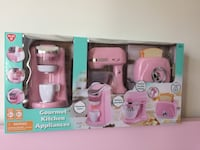 Kids gourmet kitchen appliances Toy Вирджиния-Бич, 23451