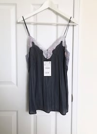 Zara women's top- new with tags