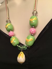 Chick Necklace.  Too adorable! Chesapeake, 23320