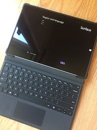 Surface Pro 3 with case and keyboard Campbell, 95008