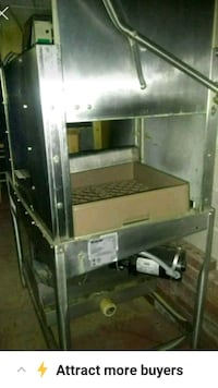 Commercial Dishwasher double Rack great condition Parma, 44129