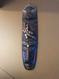 Wooden wall hanging  Barrie, L4N 4S6