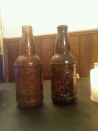 Two old bottles  Granby, 64844