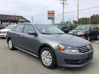 2012 Volkswagen Passat 4dr Sdn 2.5L Auto S w/Appearance Coquitlam