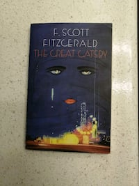 The Great Gatsby by F. Scott Fitzgerald Los Angeles