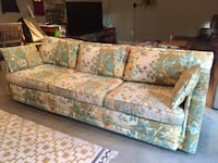 """90"""" Marge Carson Upholstered Sofa West Haven"""