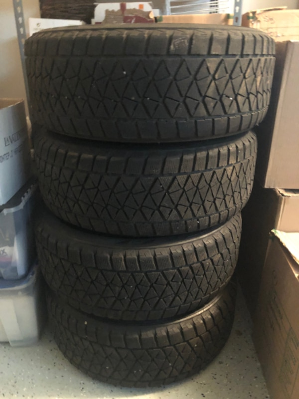 GREAT DEAL!!! COMPLETE SET WINTER TIRES/WHEELS. 1