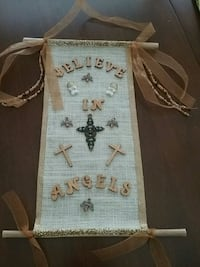hand crafted wall hanging Largo, 33771