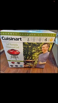 Cuisinart Table top charcoal BBQ