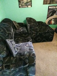 black and gray camouflage jacket Jersey City, 07305