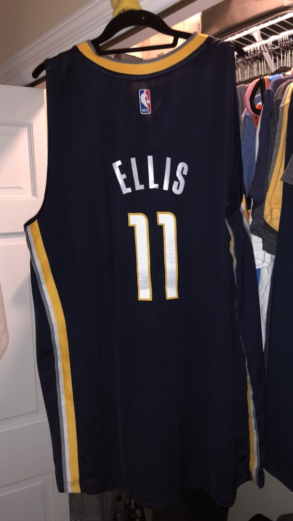 154f3d47205 Used Monta Ellis 11 Indiana Pacers jersey for sale in Springville - letgo
