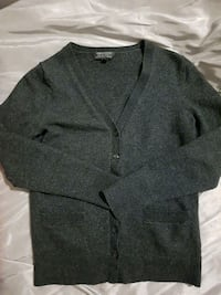 gray button-up cardigan Waterloo, N2J 3Z4