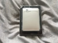 WD My Passport for Mac 2TB Portable External Hard Drive Storage