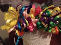 assorted colored ribbons decor Huntsville, 35810