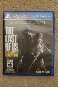 Ps4 - The Last of Us Whitchurch-Stouffville, L4A 0V6
