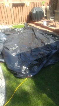 18 foot Round winter pool cover London, N5Z 4G5