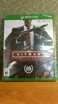 Hitman - Definitive Edition Winnipeg, R3B 3B1