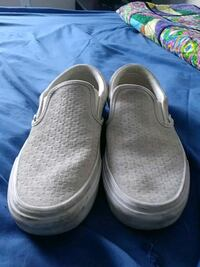 pair of white slip-on shoes South Jordan, 84095