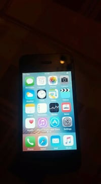 black iPhone 5 with case Bolton