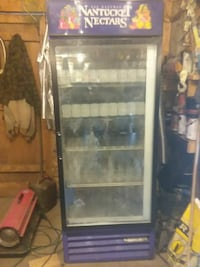 Beverage air cooler 30 day warranty included