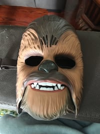chewbacca mask Kitchener, N2N 3J1