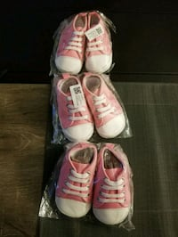Baby Shoes 6m/9m Saint-Lambert, J4R 1W5