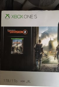Xbox one s one game bundle pack new still in box
