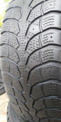 4 Winter claw  winter tires 195-65-15