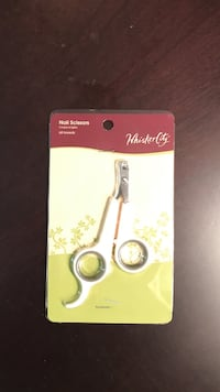 Whisker city nail scissors Brand new, never used! For cats.