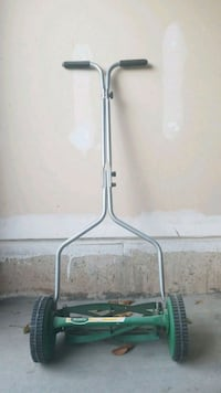 Hand mower Burlington